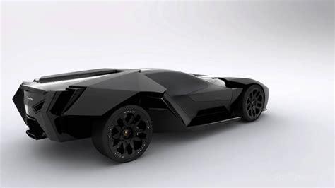 Ankonian Lamborghini German Student Presents 2016 Lamborghini Ankonian Concept
