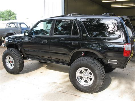 2000 Toyota 4runner Performance Parts Road Accessories For Toyota 4runner Specs Price