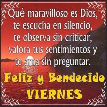 imagenes viernes bendecido feliz y bendecido viernes a frases cristianas espa 241 ol