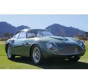 Aston Martin DB4 GT Zagato Group 1962  Racing Cars