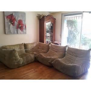 canap 233 togo ligne roset occasion meuble de salon