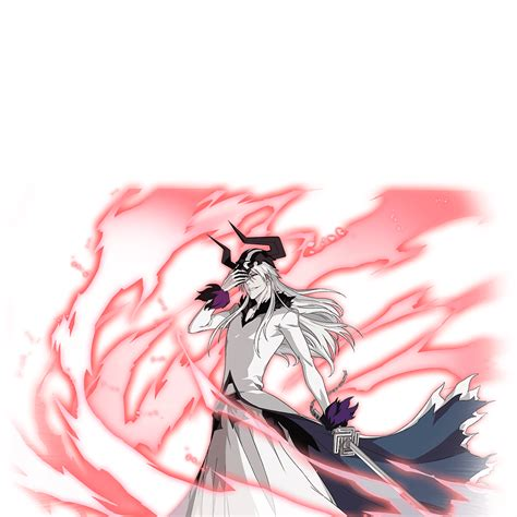 White Ichigo White Ichigo Fully Hollowfied Version Brave Souls Fyi