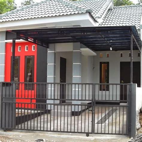 desain gambar dan harga kanopi rumah minimalis terbaru gambar dan foto rumah minimalis rumah
