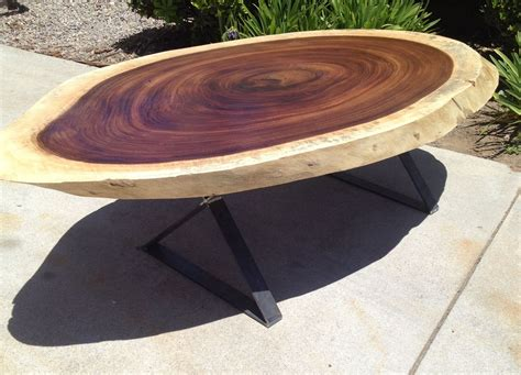 tables made from tree stumps large tree stump coffee table with well made a single tree