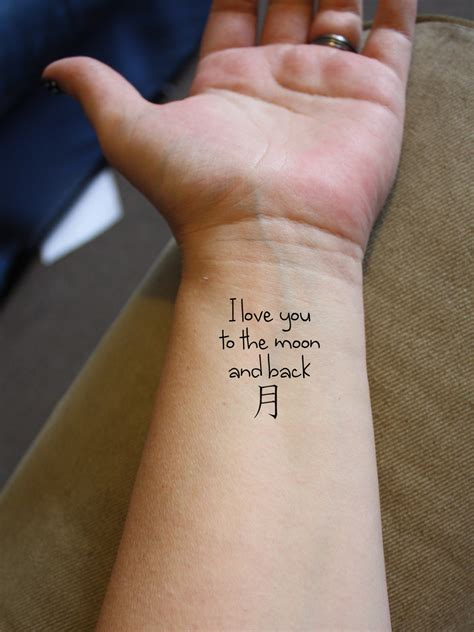 tattoo love you to the moon and back to the moon and back tattoo idea by tallis designs on