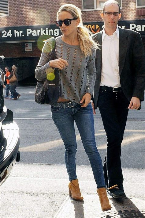 Style Kate Hudson Fabsugar Want Need 2 by Kate Hudson On The In New York Fashion