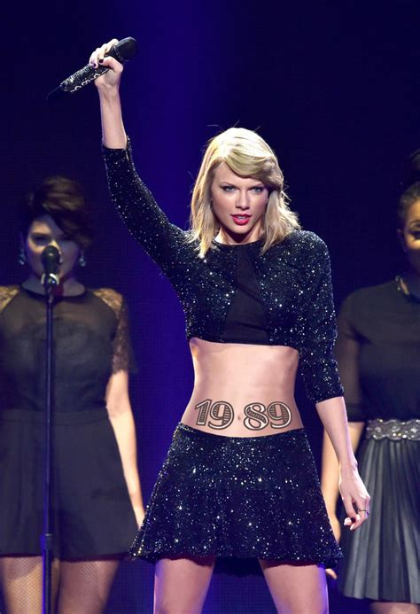 10 hypothetical taylor swift belly tattoos