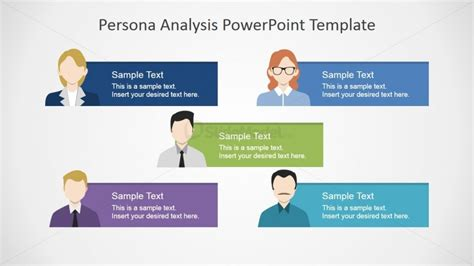 6958 01 Persona Analysis Powerpoint 4 Slidemodel Persona Template Powerpoint