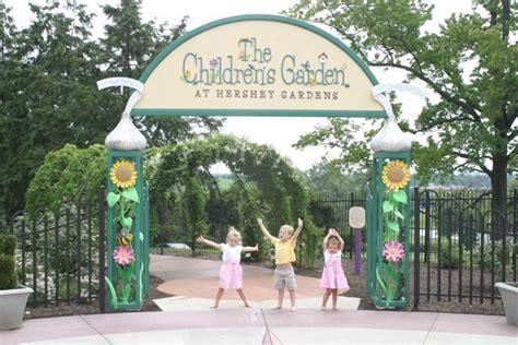 the children s garden hershey gardens