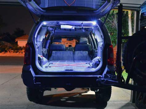 nissan jeep 2005 subtle led quot trunk quot lighting second generation nissan