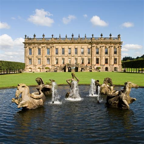 chatsworth house chatsworth house and gardens accessible derbyshire