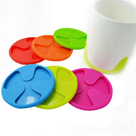 Cup Mat by Silicone Goblet Mat Cup Mats Silicone Coasters Silicone