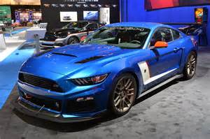 2015 Ford Mustang Roush 2015 Roush 600hp Ford Mustang Gear Heads
