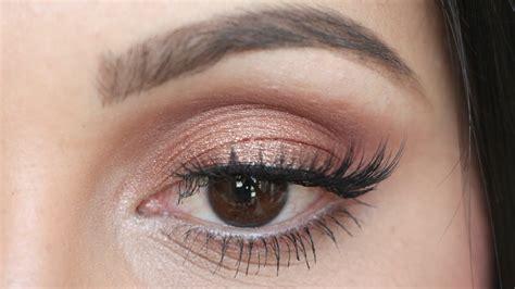 eyeshadow tutorial urban decay 3 urban decay naked 3 tutorial fresh spring makeup youtube