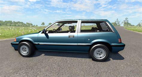86 honda civic honda civic si 1986 for beamng drive