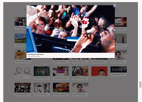 bootstrap gallery tutorial create a responsive photo gallery with this plugin and the