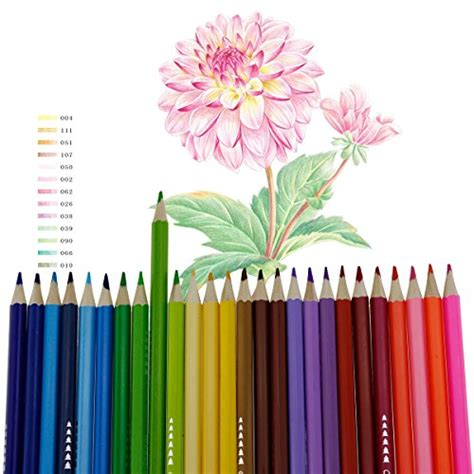 colored pencils for coloring books southsun premium set of 120 assorted colored pencils