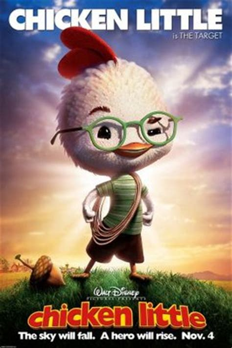 chicken little movie poster #658648 movieposters2.com