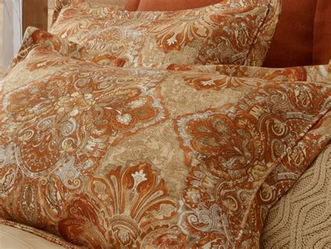 peacock alley coverlet discontinued peacock alley baroque gold red linen bedding j brulee home