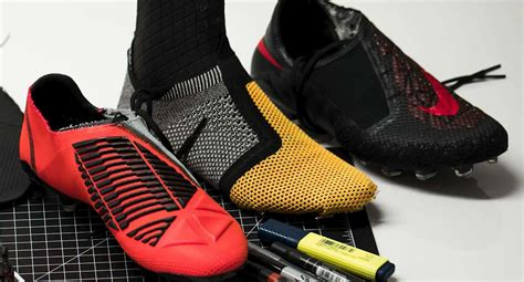nike phantom venom prototypes boots revealed designer interview footy headlines