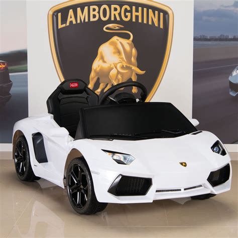 Pink Lamborghini Power Wheels Lamborghini Ride On Power Wheels Car W Rc Remote