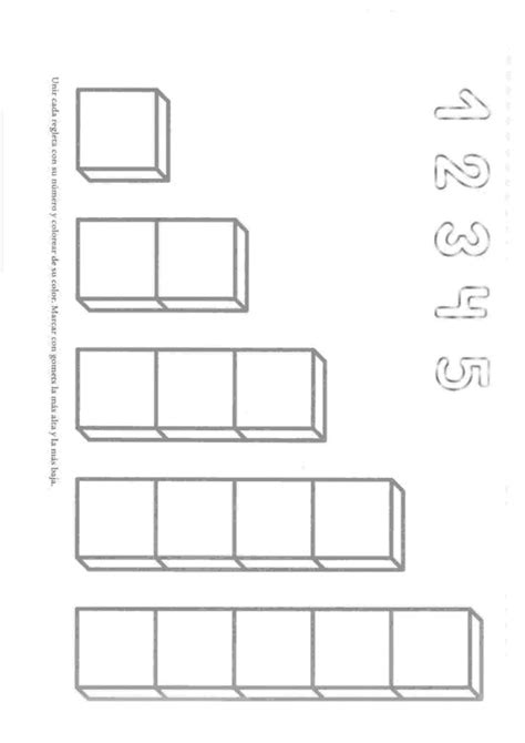 fichas logico matematicas 14 best images about matematica para ni 241 os on pinterest