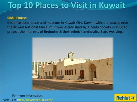 Top 10 Places To Travel To Outside Of The United States by Top 10 Tourist Places To Visit In Kuwait