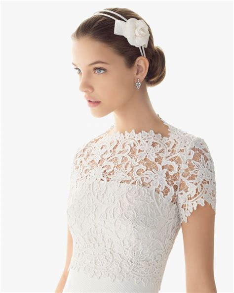 wedding dress lace top eye on 2013 bridal fashion two is better than one onewed