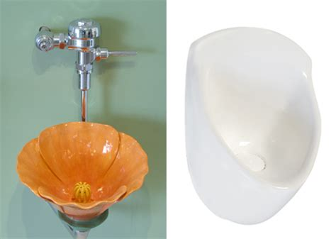 home urinals for the bathroom image gallery home urinal