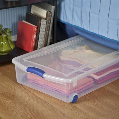 Bed Plastic Drawers by Plastic Bed Storage Drawers Furniture Consignment