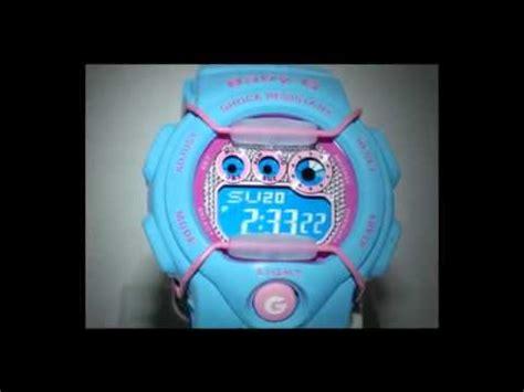 Casio Baby G Digital Bgd 5601 casio baby g bgd 100 7b doovi