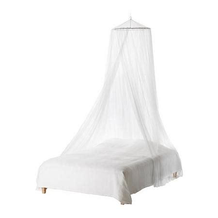 ikea bryne bed canopy net pretty white for sofa bed ebay