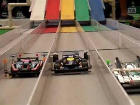 Track Tamiya 3 Jalur Bekas mini 4wd expert setup test run funnycat tv