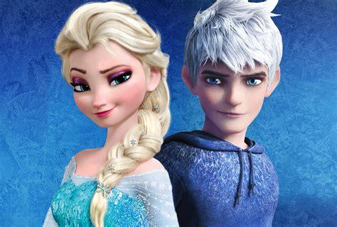 film elsa e jack frost frozen 2 confermata la presenza di jack frost