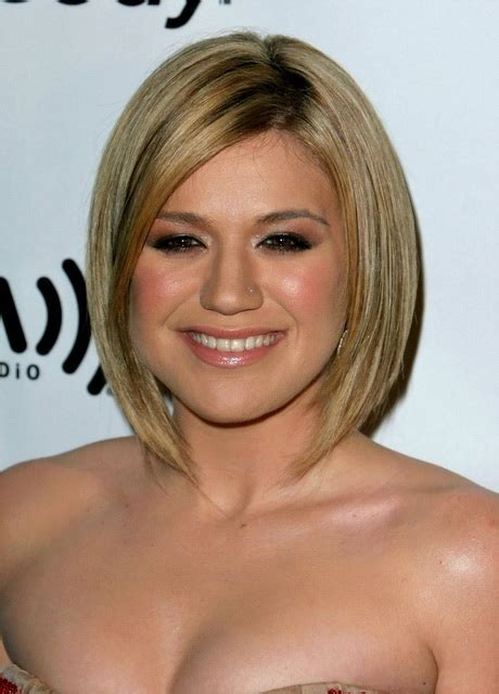 bob haircuts on chubby faces short hairstyles for chubby faces