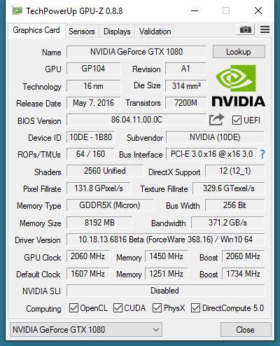 nvidia geforce gtx 1080 and gtx 1070 officially announced