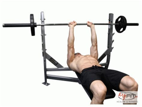 types of bench press bars close grip bench press exercise myfit
