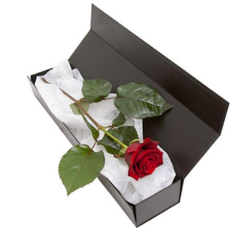 Single Stem Vase You Re The One Flowers Delivered Edinburgh Flower Shop