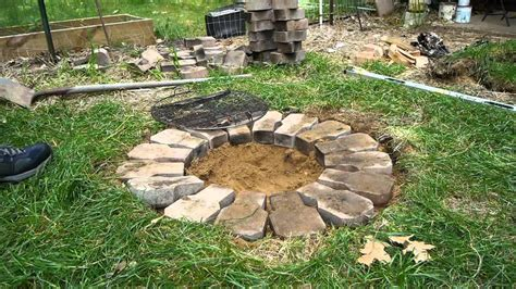 How To Build A Firepit In The Ground Inground Pit And How To Make The Best Out Of It Pit Design Ideas