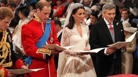 Royal Wedding William Kate Exchange Vows by Kemmannu Prince William And Kate Middleton Been