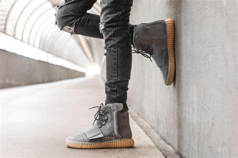 Yeezy 750 Grey of the adidas yeezy boost 750 grey gum