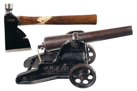 winchester signal cannon other firearms auction lot 1631