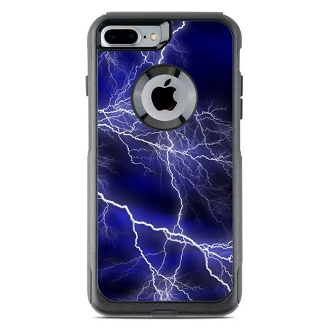 otterbox commuter iphone   case skin apocalypse blue  gaming decalgirl