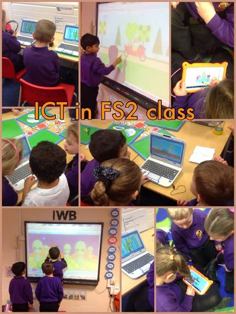 new year teaching ideas foundation stage 24 best ict area images on classroom ideas