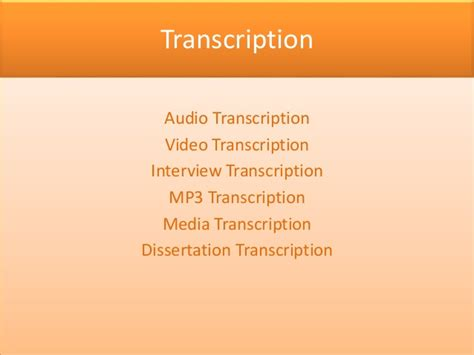 transcribing interviews for dissertation florida certified translation services