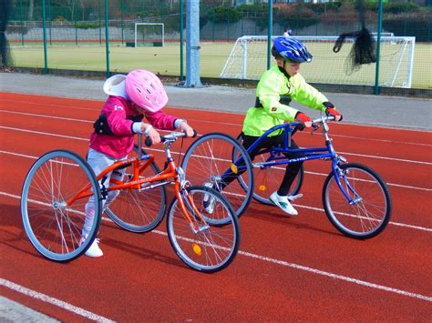 adapted sports programme cerebral palsy sport