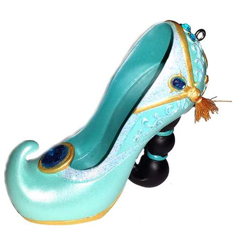 Your WDW Store   Disney Shoe Ornament   Princess Jasmine