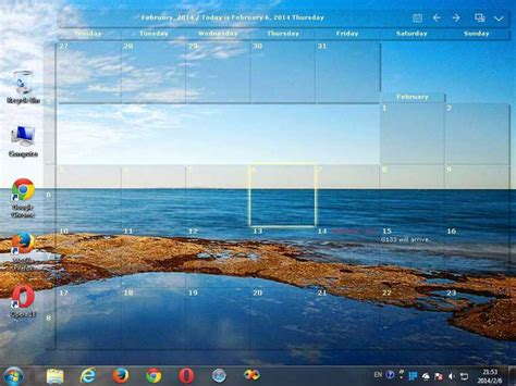 Calendar Desktop Windows 8 Desktop Calendar Screenshot Windows 8 Downloads