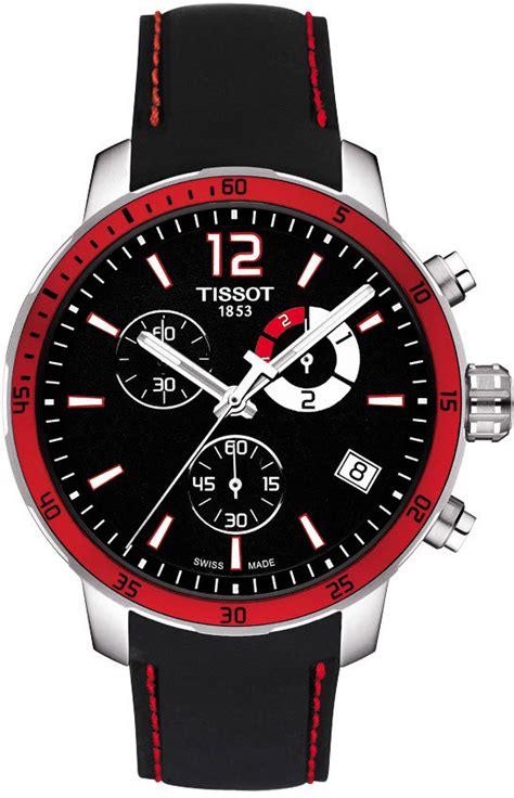 Tissot Quickster T095 t095 449 17 057 01 tissot t sport quickster chrono