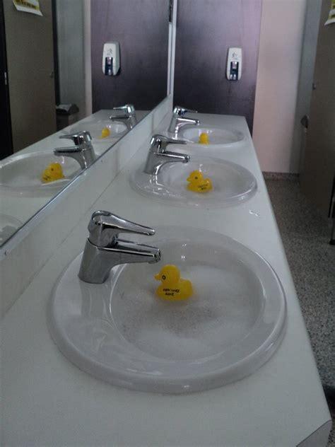 bathroom prank ideas senior prank college pinterest